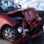 Unfall in Malix - Die Kantonspolizei Graubünden sucht Zeugen (Polizeifoto: Kapo GR)