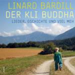 """Linard Bardill liest aus """"Der kleline Buddha"""" in Thusis. Bruno Brandenberger begleitet die Lesung am Kontrabaß."""