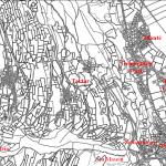 Kartenausriß Cazis: Geo Graubünden / Bearbeitung: Domleschg24.ch