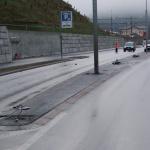 Unfallfotos, Polizeimeldungen: Kapo Graubünden