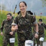 Waffenlauf Frauen, Calina Schegg (Bilder: Stiftung Scalotta)
