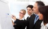 Das Projektteam erarbeitet eine betriebswirtschaftliche Anleitung für die verschiedenen Diversifikationsziele, die einem Technologieunternehmen bei der Erweiterung der Marktsegmente begegnen können.