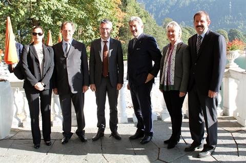 Das Treffen fand in Le Prese (Puschlav) statt.