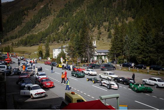 Bergrennen St. Moritz 2017