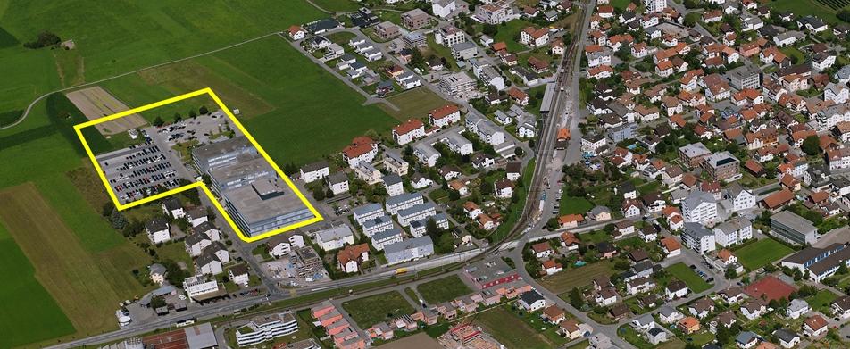 Hamilton in Bonaduz will das Firmengelände erweitern: Nachdem die Gemeinde Bonaduz zustimmte, mußte auch noch der Kanton zustimmen.